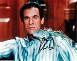 Robert Davi JAMES BOND 'Franze Sanchez' Genuinen Autograph 10x8  11160